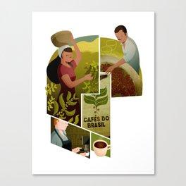 Fair Trade Canvas Print