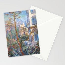 Claude Monet - Villas at Bordighera Stationery Cards