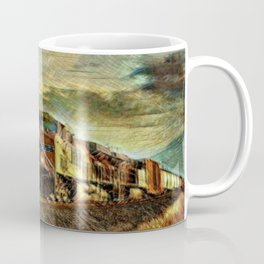 Observance Valley Freight Line Coffee Mug