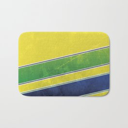 Ayrton Senna - I have no idols Bath Mat
