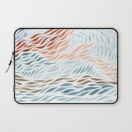 See the sea in the clouds Laptop Sleeve