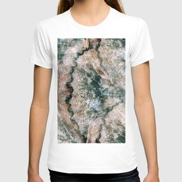 Agate Abstract T-shirt