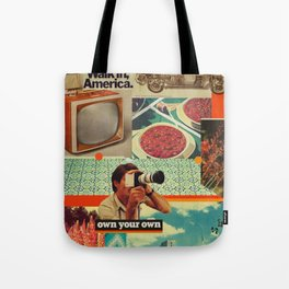 Retrica Tote Bag
