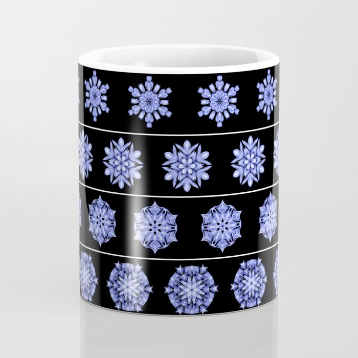 Frost in the Void 1 Coffee Mug
