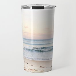 Palm Beach, Florida pastel sunset Travel Mug