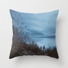Marshland Throw Pillow