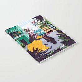 Havana ft. Salsa Dancers Notebook