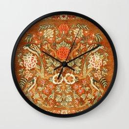 Tabriz Azerbaijan Northwest Persian Rug Print Wall Clock