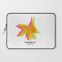 Twisted Hem Merchandise Laptop Sleeve