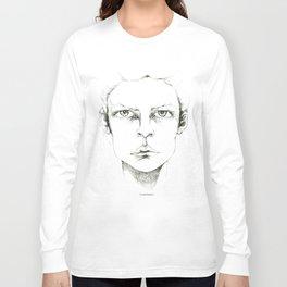 """portrait of anybody"" Long Sleeve T-shirt"