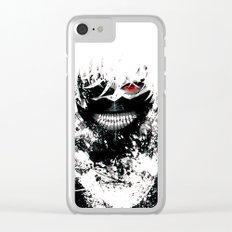 Kaneki Tokyo Ghoul Clear iPhone Case