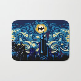 Starry Knight iPhone 4 4s 5 5c 6, pillow case, mugs and tshirt Bath Mat