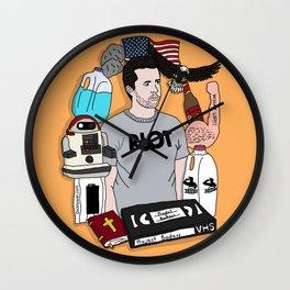 Mac Wall Clock