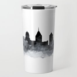 Philadelphia Skyline Travel Mug