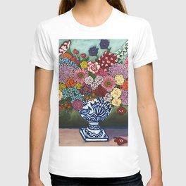 Amsterdam Flowers T-shirt