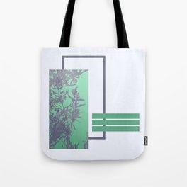 Violet Foliage #society6 #spring Tote Bag