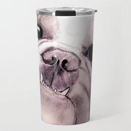 Bully Bull Dog Travel Mug