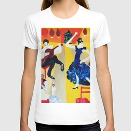 A Spanish Afternoon                                 by Kay Lipton T-shirt