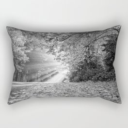 Find beauty in all moments - Autumn vibes Rectangular Pillow