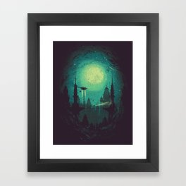 3012 Framed Art Print