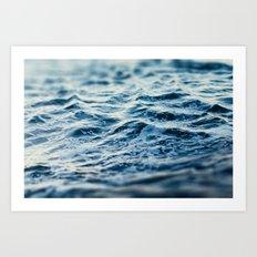 Ocean Magic Art Print