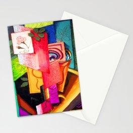 Antonin Prochazka Bouquet of Roses Stationery Cards