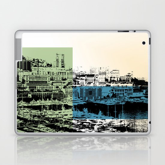 Boat Area Laptop & iPad Skin