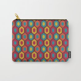 Bohemian Ikat Carry-All Pouch