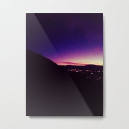 Scottsdale Sunrise Metal Print