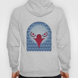 Geometric Eagle Hoody