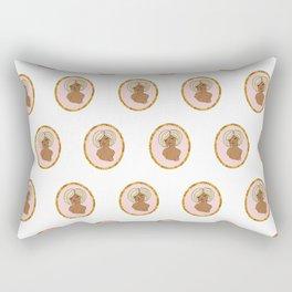 Valentine Pinup 5 Rectangular Pillow