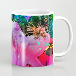 Yoga Beach Coffee Mug