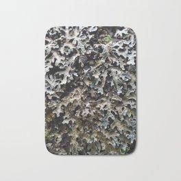 Moss and lichen Bath Mat