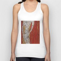theater Tank Tops featuring The Theater by Atziri