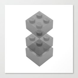 Bricklayer Canvas Print
