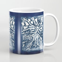 Planted in Blue Coffee Mug