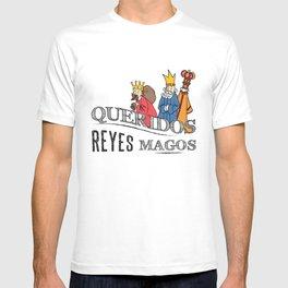 Queridos Reyes Magos T-shirt