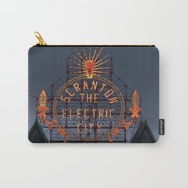 Scranton Electric City Carry-All Pouch