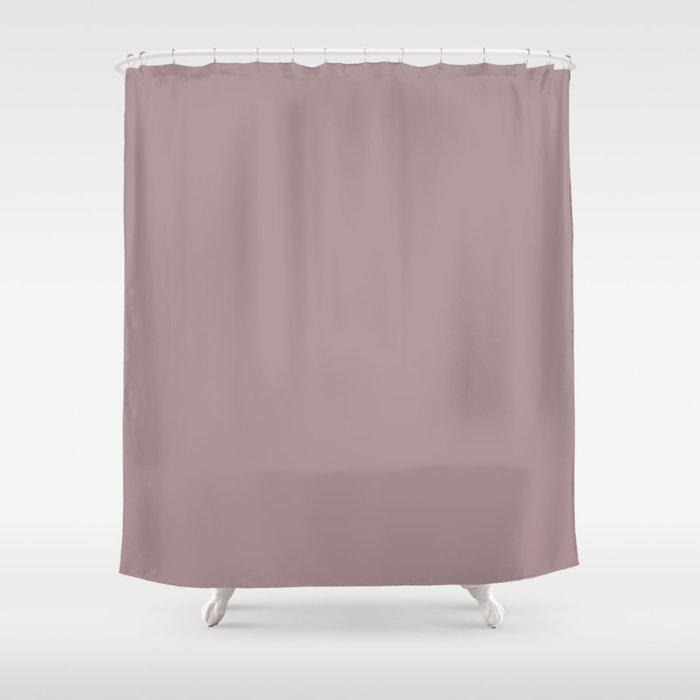 deauville mauve Shower Curtain