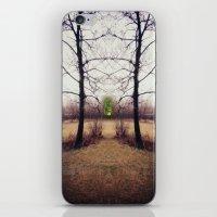 portal iPhone & iPod Skins featuring Portal by KunstFabrik_StaticMovement Manu Jobst