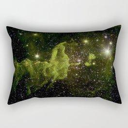 The Spider Nebula Rectangular Pillow