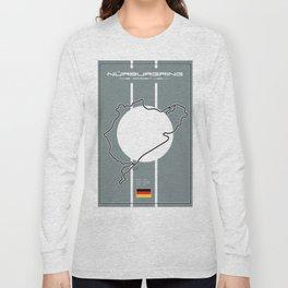 Nurburgring, the green hell Long Sleeve T-shirt