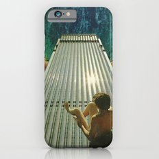 Rest My Toes On The Horizon iPhone 6s Slim Case