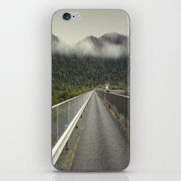 MacIntosh Dam Wall iPhone Skin