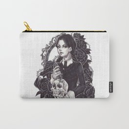 Wednesday Friday Addams Carry-All Pouch