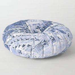 Rome Imperial Fora Floor Pillow