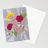 Brrrrrrrap! Stationery Cards
