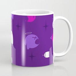 Space Ghosts Coffee Mug