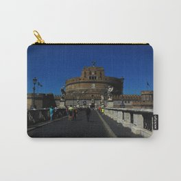 Castel Sant'Angelo, Rome, Italy Carry-All Pouch