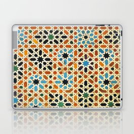 Details of Lindaraja in the Alhambra Laptop & iPad Skin